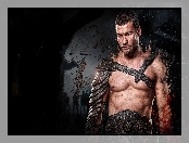 Spartacus, Andy, Whitfield