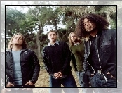 Coheed And Cambria, zesp�, w�osy