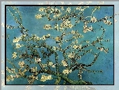 Bloom, Vincent Van Gogh, Almond, Branches, In