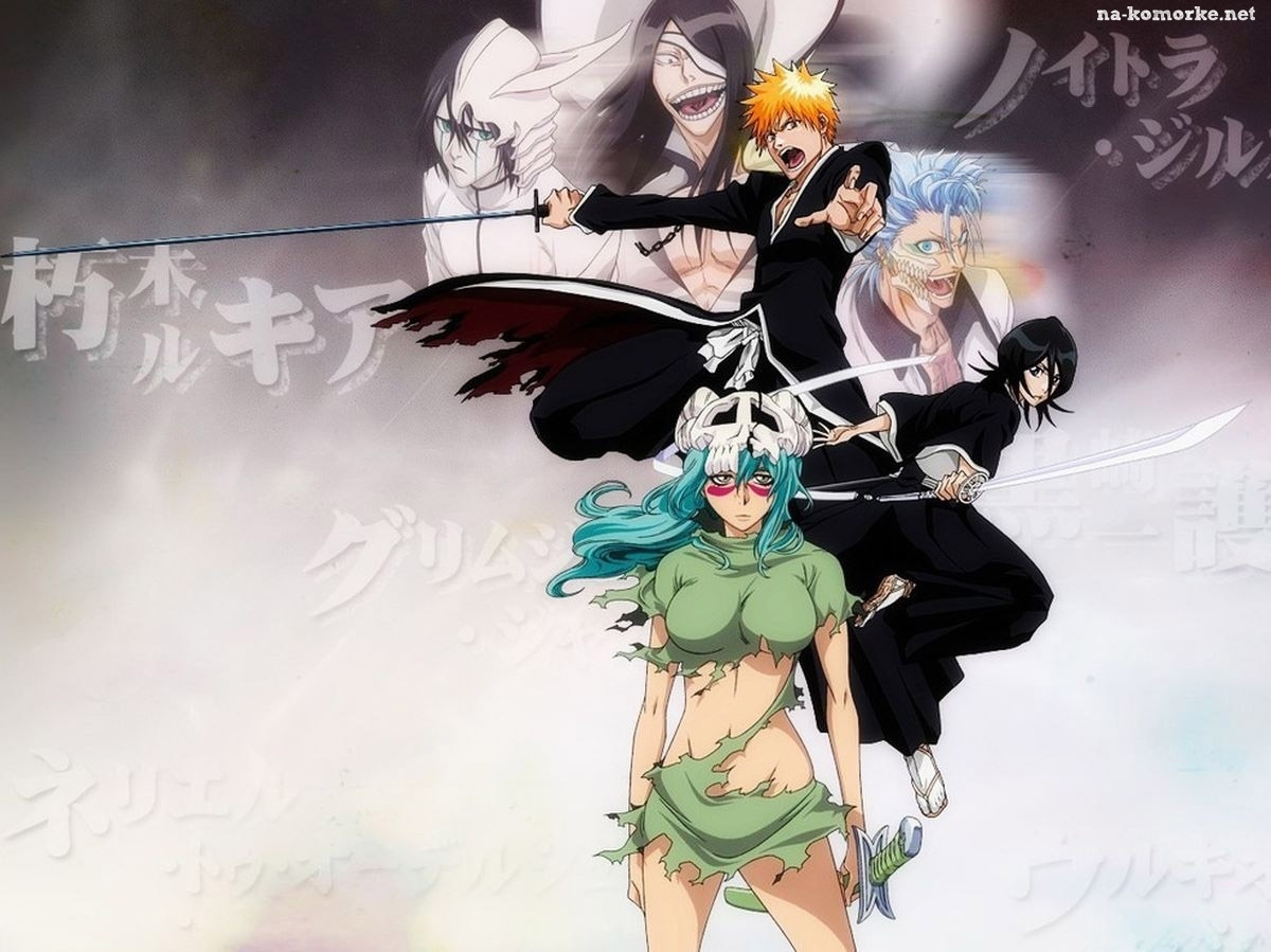 Image de bleach Espada-bleach-arrancar