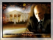 National Treasure 2 - The Book Of Secrets, dom, Ed Harris, biały