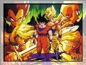 Dragon Ball Goku Ssj4 Na Komorke