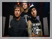 Travis Barker, Rock, Thoma, DeLonge, Mark Hoppus