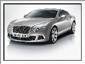 Bentley Continental GT, Koła