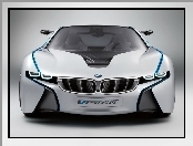 BMW Vision Efficient Dynamics, Maska