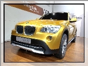 BMW X1, Car, Salon, Concept