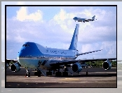 Dwa, Boeingi, VC-25A Air Force One