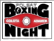 Boxing Night, Boks