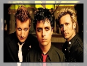 Green Day, Mike Dirnt, Billie Joe Armstrong, Tre Cool