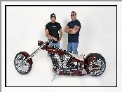 Orange County Choppers, 2005 Lincoln Mark LT