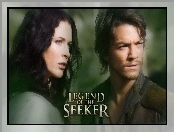 Miecz prawdy, Bridget Regan, Legend of the Seeker, Craig Horner