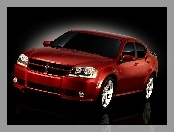 Bordowy, Dodge Avenger