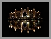 Dubaj, Hotel Atlantis The Palm