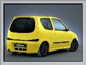 Fiat Seicento, Look, Tuning, Bad