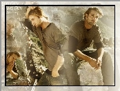 Serial, Josh Holloway, Lost, Zagubieni