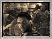 Gladiator, Maximus, Russell Crowe