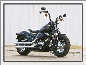 Harley Davidson Softail Cross Bones, Retro