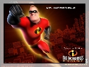 Mr Incredible, Iniemamocni, The Incredibles