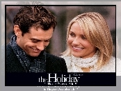 Jude Law, the holiday, para