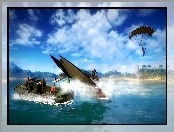 Just Cause 2, Screenshot