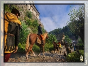 Kingdom Come Deliverance, Koń, Postacie, Henry