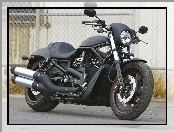 Cruiser, Lakier, Harley-Davidson Night Rod, Czarny