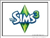 Logo, Napis, The Sims 3