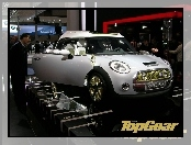Mini Clubman, Concept, Car