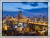 Most, Queensboro, Nowy Jork
