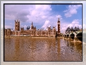 Parlament, Most, Anglia
