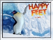 Mrs, Happy Feet, Astrakhan, Tupot małych stóp