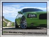 Obniżony, Dodge Charger, Tuning