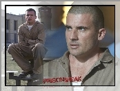 Prison Break, Dominic Purcell, kombinezon, wieża