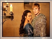 Przygody Merlina, Bradley James, The Adventures of Merlin, Angel Coulby