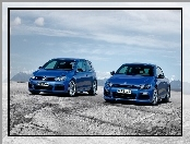 VW, Scirocco, Golf