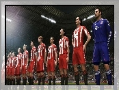 Screen, Pro Evolution Soccer 2011