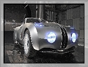 Srebrne, Prototyp, BMW, Mille Miglia Coupe