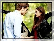 Stefan, Elena, The Vampirie Diaries