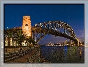 Sydney, Harbour Bridge, Australia
