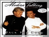 Modern Talking, 1998, Album, Back for good