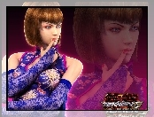 Tekken 5 Dark Ressurction, Anna Williams