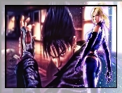 Tekken 6, Nina Williams, Jin Kazama
