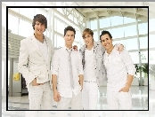 Logan Henderson, Big Time Rush, Serial, Carlos Pena Jr, Kendall Schmidt, James Maslow