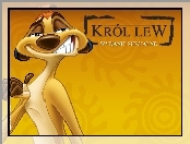 Timon, The Lion King, Uśmiech, Król Lew