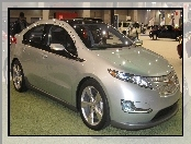 Chevrolet Volt, Salon