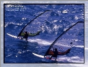 Windsurfing, surferzy