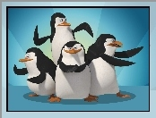 Pingwiny z Madagaskaru, The Penguins of Madagascar