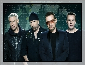 U2, Bono, Zespół, Larry Mullen, Irlandzki, Rock, Adam Clayton, The Edge