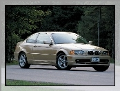Złote, Coupe, BMW 3, E46