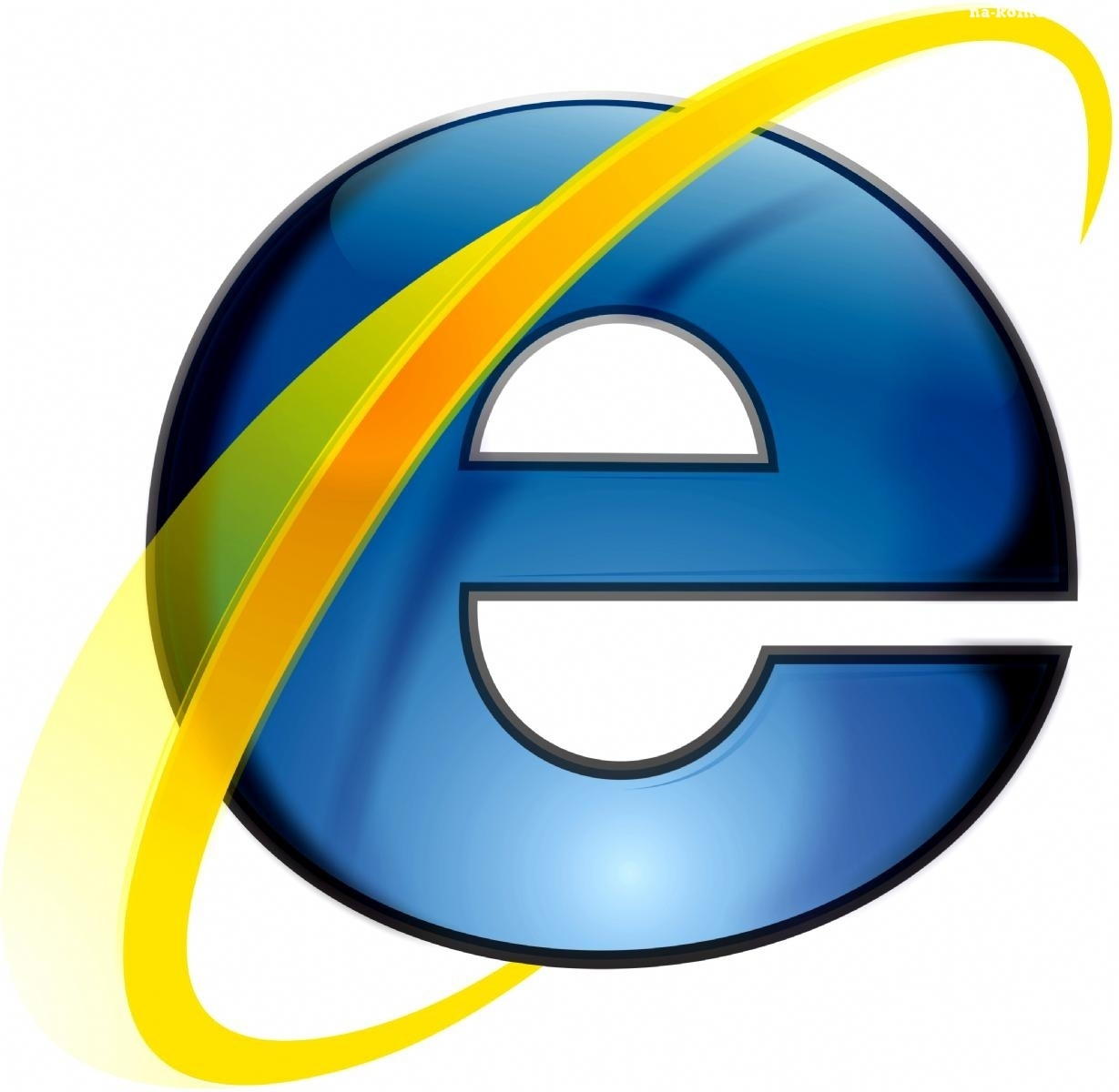 Internet Explorer, Logo